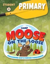 Camp Moose on the Loose: Primary Student Activity Sheets (KJV)