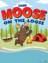 Camp Moose on the Loose: Theme Poster