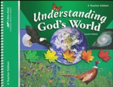 Abeka Understanding God's World Teacher's Edition (Grade 4)