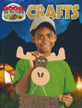 Camp Moose on the Loose: Craft Ideas Book