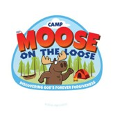 Camp Moose on the Loose: Theme Stickers, 50-pack