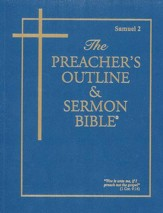 2 Samuel [The Preacher's Outline & Sermon Bible, KJV]