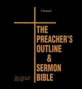 2 Samuel [The Preacher's Outline & Sermon Bible, KJV Deluxe]