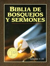 Biblia de Bosquejos y Sermones: Génesis 1-11  (The Preacher's Outline and Sermon Bible: Genesis 1-11)