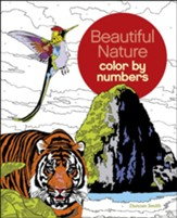 Beautiful Nature: Color by Numbers