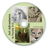Art Adventures in Narnia 1 & 2 PDF CD-ROM