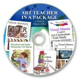 Art Teacher in a Package PDF CD-ROM