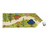 Camp Moose on the Loose: Campin' Critters Table Runner