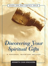 Discovering Your Spiritual Gifts: A Personal Inventory Method - eBook