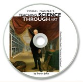 Visual Manna's Teaching Science Through Art PDF CD-ROM