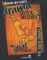 Drama, Skits,& Sketches 3: For Youth Groups - eBook