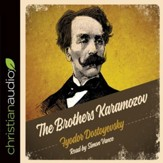 The Brothers Karamozov - Audiobook on CD