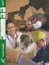 Social Studies PACE 1047 Grade 4 (4th Edition)