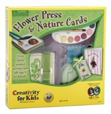 Camp Moose on the Loose: Flower Press & Nature Cards