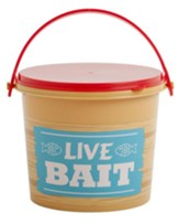 Camp Moose on the Loose: Live Bait Buckets (pkg. of 12)