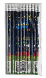 Camp Moose on the Loose: Campsite Pencils, 24-pack
