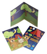 Camp Moose on the Loose: Camp Activity Sticker Books (pkg. of 10)