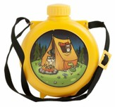 Camp Moose on the Loose: Campsite Canteens (pkg. of 8)