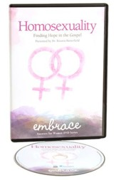 Homosexuality: Finding Hope in the Gospel DVD