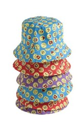 Camp Moose on the Loose: Gone Fishin' Bucket Hats (pkg. of 6)