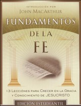 Fundamentos de la Fe, Guía Estudiantil  (Fundamentals of the Faith, Student Guide)