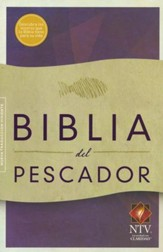NTV Biblia del Pescador, tapa suave, NTV Fishers of Men Bible, Trade Paper