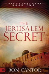 The Jerusalem Secret: Identity Theft, Book 2