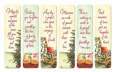 Christmas Bookmarks, Set of 6