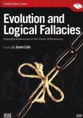 Evolution and Logical Fallacies DVD