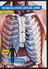Skeletal System: Body of Evidence DVD