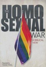 The Homosexual War: A Biblical View, DVD