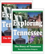 Exploring Tennessee Curriculum Package