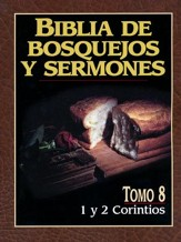 Biblia de Bosquejos y Sermones: 1 y 2 Corintios  (The Preacher's Outline & Sermon Bible: 1 & 2 Corinthians)