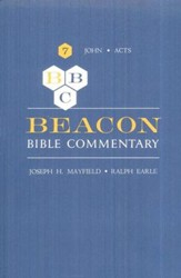 John-Acts Beacon Bible Commentary