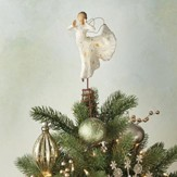 Tidings Of Comfort and Joy Tree Topper