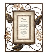 Father, Proverbs 21:21 Framed Print