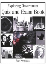 Exploring Government--Quiz and Exam Books