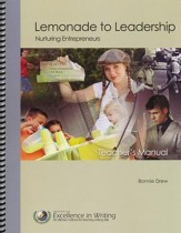 Lemonade to Leadership Teacher Manual Only