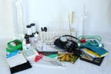 Equipment & Slide Lab Kit for BJU Press Biology