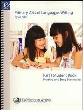 Primary Arts of Language: Writing Student Book