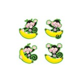 Monkeys and Bananas Mini Accents Variety Pack (36 Pieces)