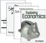 Exploring Economics Set with Quiz & Exam Pack