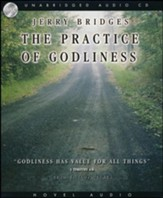 Practice of Godliness Audiobook on CD