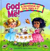 God and Me: Devotional for Girls 4-7