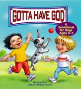 Gotta Have God - Devotional For Boys 4-7