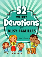 52 Weekly Devotions for Busy Families - Slightly Imperfect