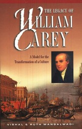 The Legacy Of William Carey