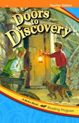 Abeka Doors to Discovery Teacher  Edition