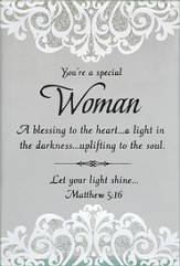 Special Woman, Tabletop Tealight