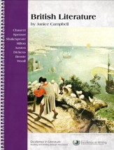 Excellence in Literature: British  Literature (3rd Edition)
